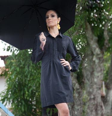Vestido Cover Ups - AM Sunwear - Proteção UV com estilo 788b05060cc